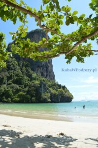 Plaża Krabi - Railay West
