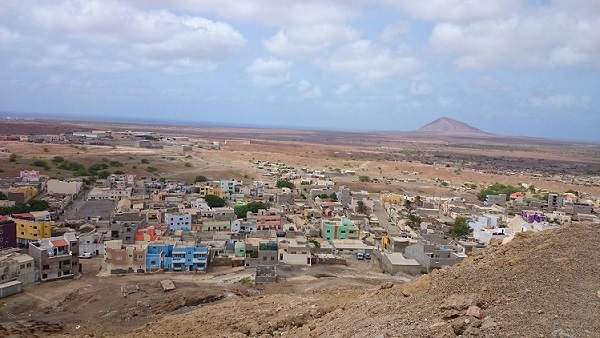 Cape Verde - Espargos
