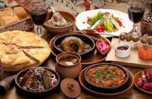 Kuchnia gruzińska ⓒrealtours.travel