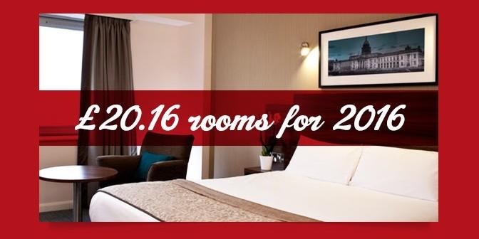 Jurys Inn 2016 sale