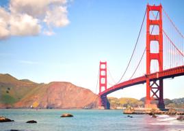 Kierunek – San Francisco, USA