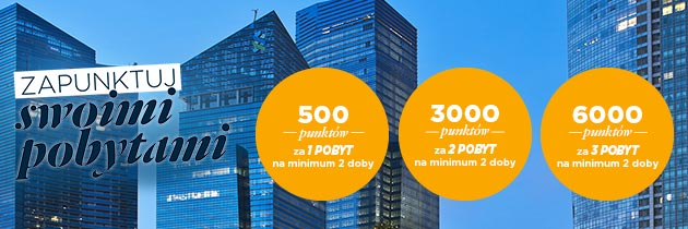 Promocja Accor Hotels
