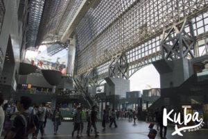 Dworzec w Kioto