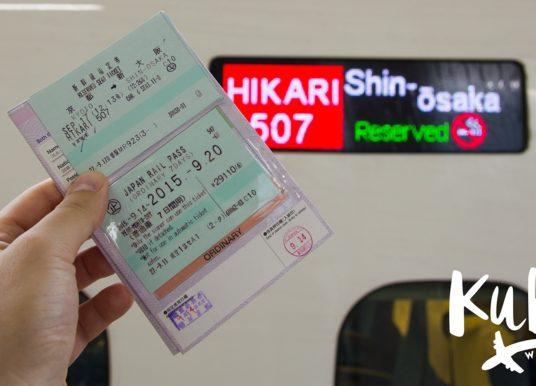 JR Pass i koleje w Japonii. Poradnik część 1.