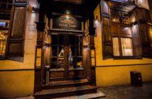 Stary Dom - wejście