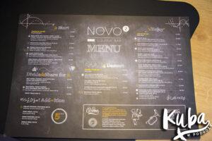Novotel Wrocław Centrum - menu NOVO2