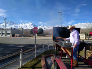 Copper Top BBQ - Hank przy pracy ©Copper Top BBQ