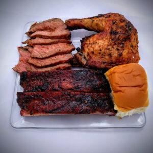Menu degustacyjne ©Copper Top BBQ