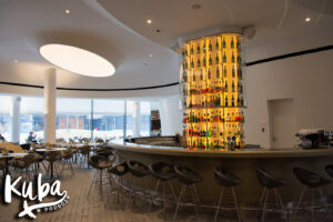 DoubleTree by Hilton Hotel Wrocław bar