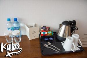DoubleTree by Hilton Hotel Wrocław zestaw kawa/herbata