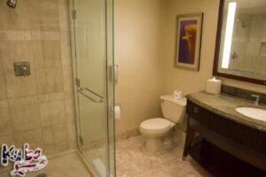 Bellagio - łazienka