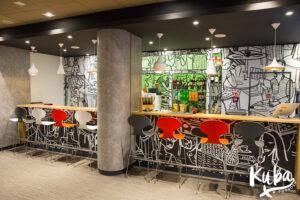 Ibis Wrocław Centrum - bar