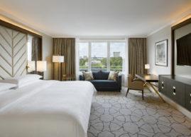 Sheraton Warsaw Hotel – recenzja
