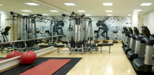 Sheraton Warsaw - strefa fitness