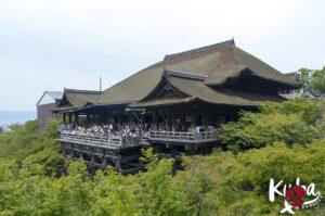 Świątynia Kiyomizu-dera w Kioto