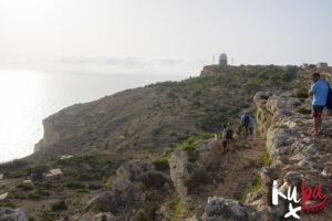 Malta - klify na południu wyspy
