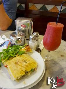 Malta - tanie śniadanie na wyspie
