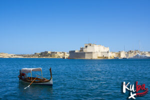 Malta - widok na 3 miasta