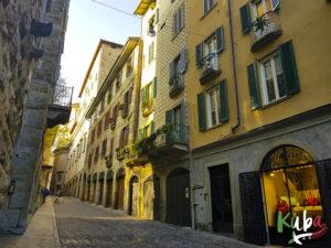 Bergamo - stare miasto