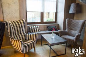 AC Hotel by Marriott Wrocław - część barowa