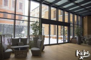 AC Hotel by Marriott Wrocław - ogród zimowy