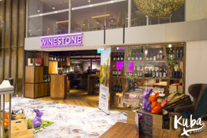 Novotel Poznań Centrum - Wine Stone