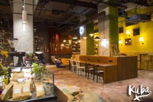 Novotel Poznań Centrum - Wise Cafe