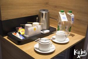 Novotel Poznań Centrum - zestaw kawa-herbata