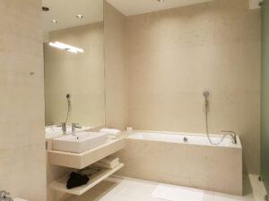 Hotel Alter - łazienka