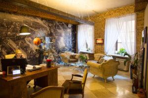 Hotel Alter - recepcja
