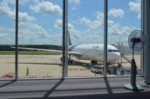 Lotnisko na Krabi