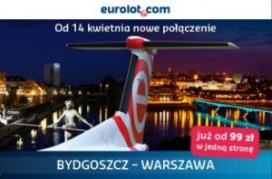 Eurolot Warszawa-Bydgoszcz