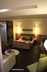 Novotel Roma EUR - pokój de luxe