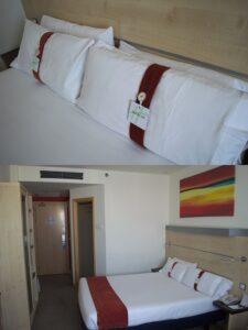 Holiday Inn Barcelona City 22 - pokój