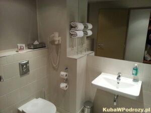 Jurys Inn Prague - łazienka