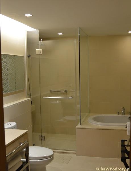 Oaks Bangkok Sathorn Hotel - łazienka