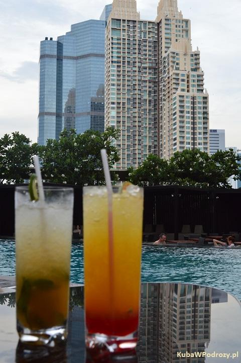 Oaks Bangkok Sathorn Hotel - basen