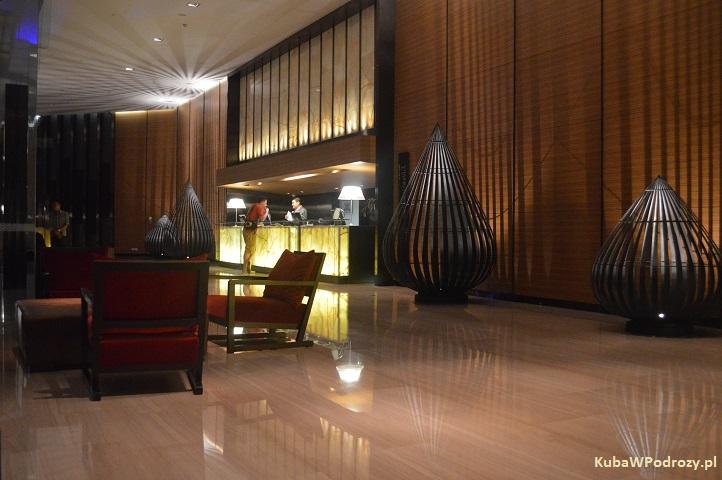 Oaks Bangkok Sathorn Hotel - recepcja