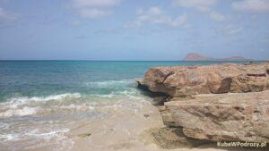Sal - zatoka na zachodzie wyspy