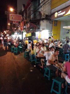 Bangkok - Chinatown nocą