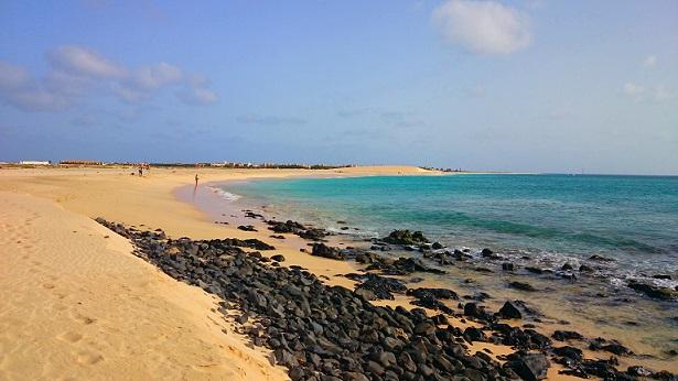 Plaża na Sal - pierwotne miejsce lęgowe gatunku caretta caretta