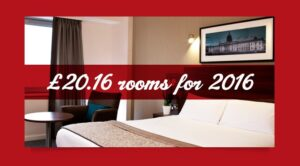 Jurys Inn 2016 sale