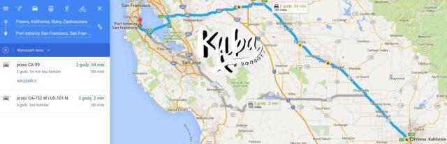 Fresno - San Francisco