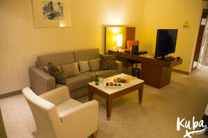 Sofitel Wrocław Old Town - apartament Junior Suite