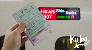 JR Pass i pociąg Hikari