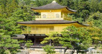 Złoty pawilon Japonia