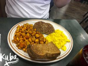 Śniadanie w USA