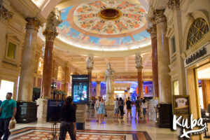 Caesars Palace Appian Way Shops
