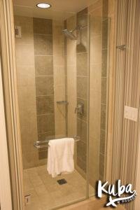Caesars Palace Julius Luxury Studio prysznic