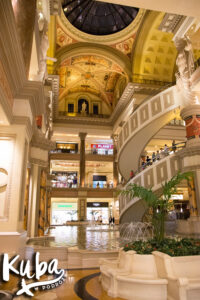 Caesars Palace The Forum Shops